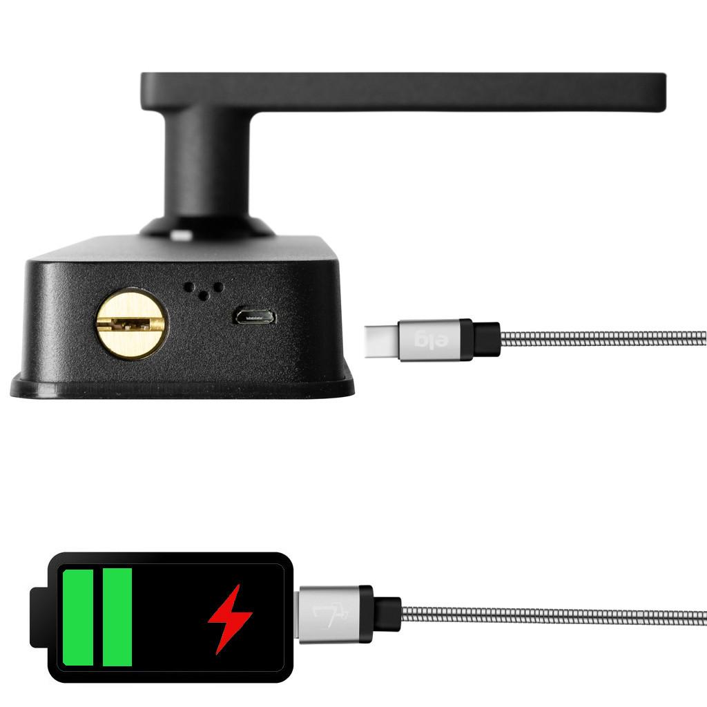 Fechadura Digital Com Segurança De Embutir DLock - DL3600