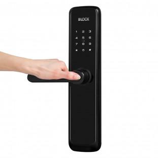 Fechadura Digital Com Segurança De Embutir DLock - DL9600